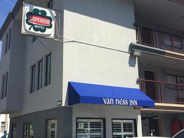 Van Ness Inn Hotel