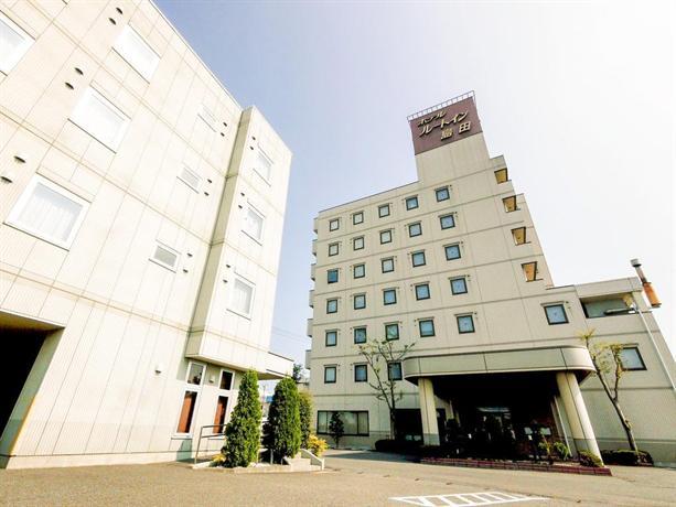 Hotel Route-Inn Shimada Yoshida Inter