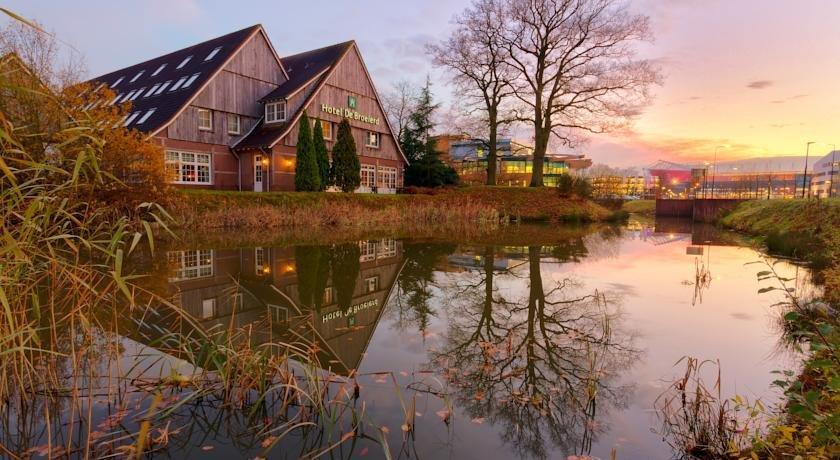 Hampshire Hotel De Broeierd Enschede