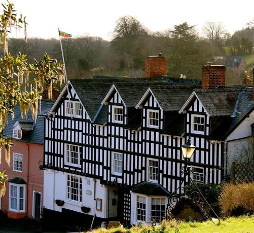 The Dragon Hotel Montgomery Wales