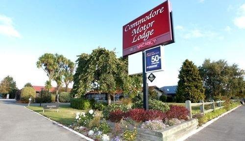 Commodore Motor Lodge Ashburton