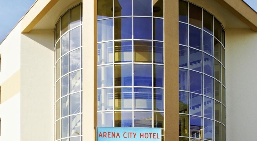 Arena City Hotel Salzburg by Centro