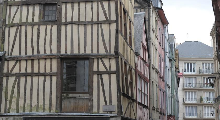 Hotel De La Cathedrale Rouen