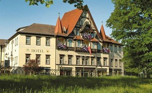 Romantik Hotel Sachsischer Hof