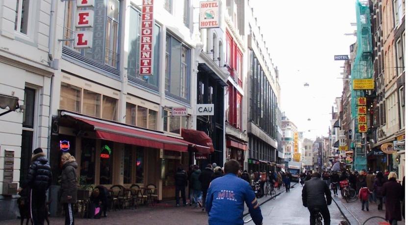 Amsterdam Hotel Doria