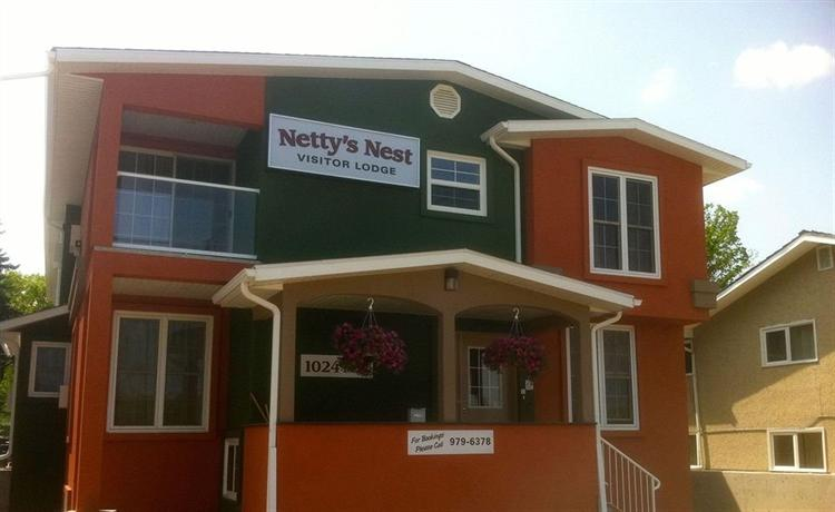 Netty's Nest Visitor Lodge Saskatoon