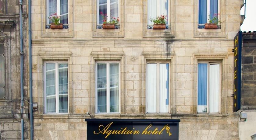 Aquitain Hotel Gare Saint-Jean