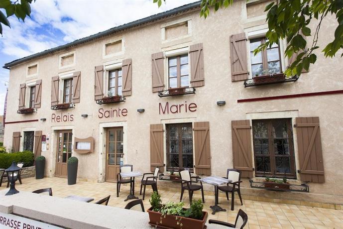 Restaurant Relais Sainte Marie La Blanche