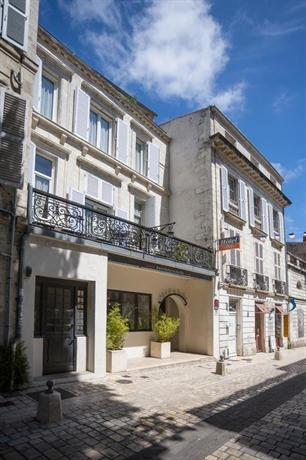 Hotel De La Paix La Rochelle