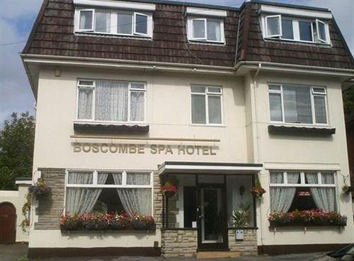 Boscombe Spa Hotel Boscombe Manor Bournemouth