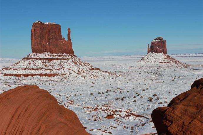 About Goulding S Lodge Monument Valley
