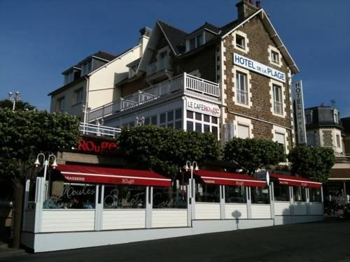 Hotel de la plage dinard compare deals for Hotels dinard