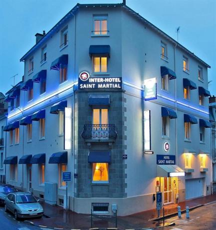 Inter-Hotel Limoges Le Saint Martial