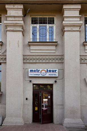 Metro-Tour Hostel St Petersburg