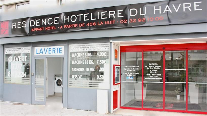 Residence hoteliere du havre le havre compare deals for Residence hoteliere appart hotel