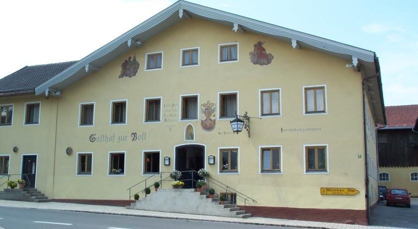 Gasthof - Hotel zur Post Possenhofen