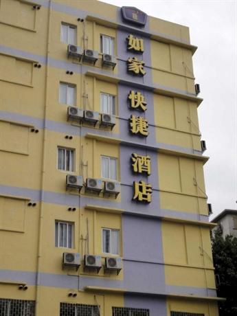 Home Inn Guangzhou Shangxiajiu Changshou Road Metro Station