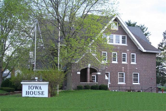Iowa House Ames