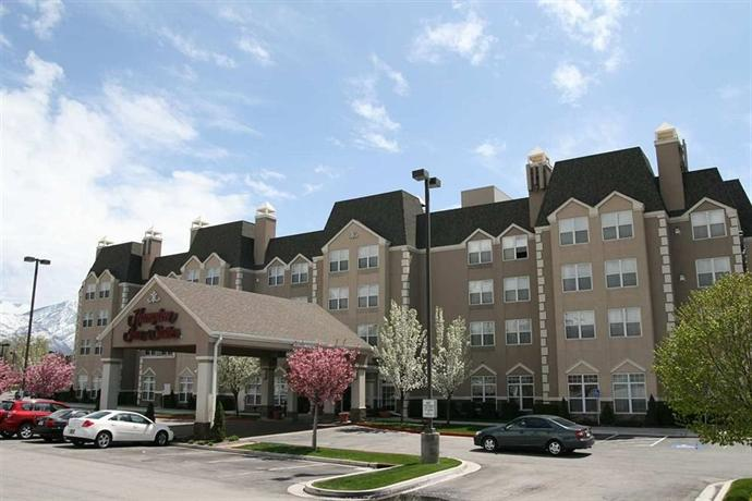 Hampton Inn and Suites Orem