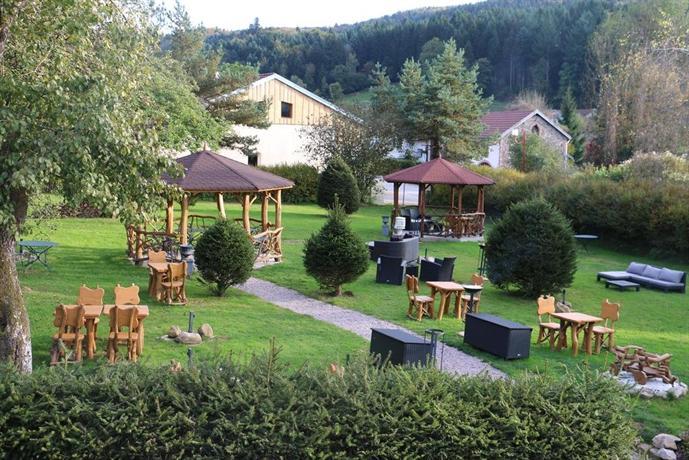 Auberge du haut jardin hotel rehaupal compare deals for Auberge du jardin
