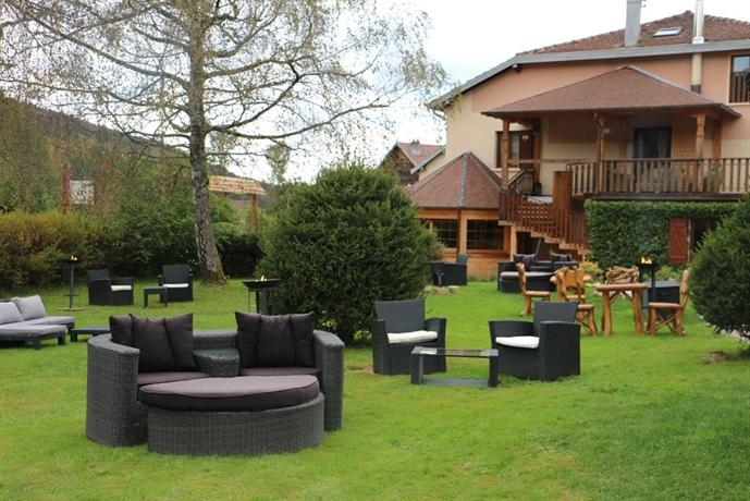Auberge du haut jardin hotel rehaupal compare deals for Hotel du jardin