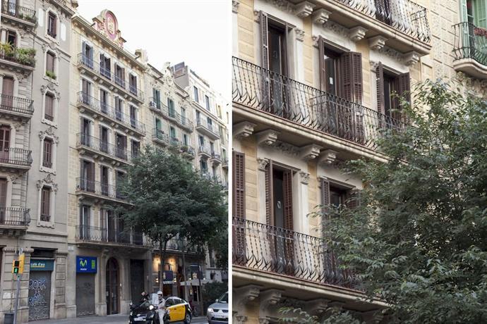 Barcelona upartments paris compare deals for Hotel paris barcelona