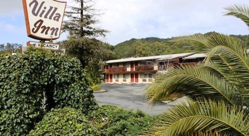 Villa Inn San Rafael