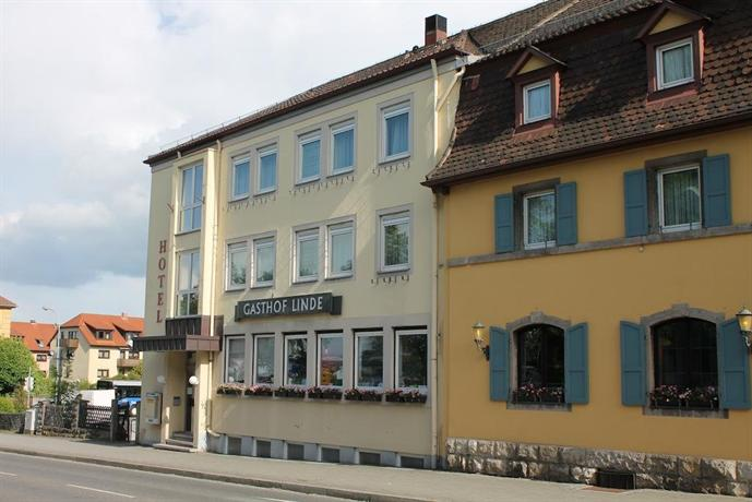 Hotel Gasthof Zur Linde Rothenburg ob der Tauber