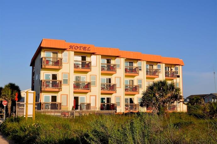About The Saint Augustine Beach House