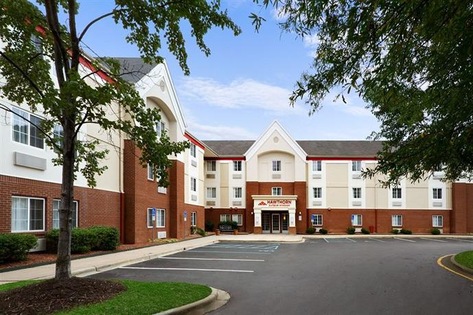 Hawthorn Suites Hartford Meriden