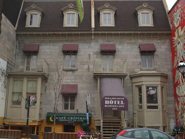 Hotel Quartier Latin Montreal