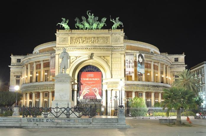 Garibaldi Hotel Palermo