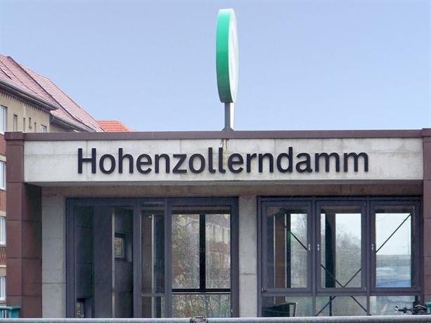Hotel Amadeus Central Berlin Hohenzollerndamm