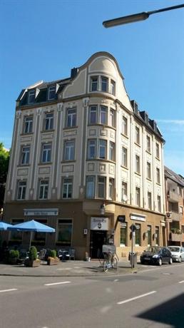 Koln Messe Apartment Herler