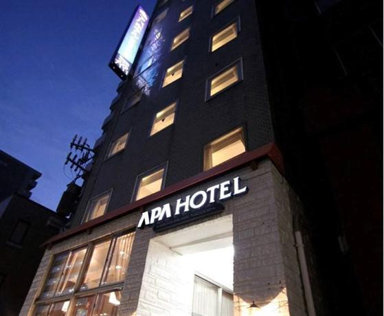 APA Hotel Niigata Higashishinakadori