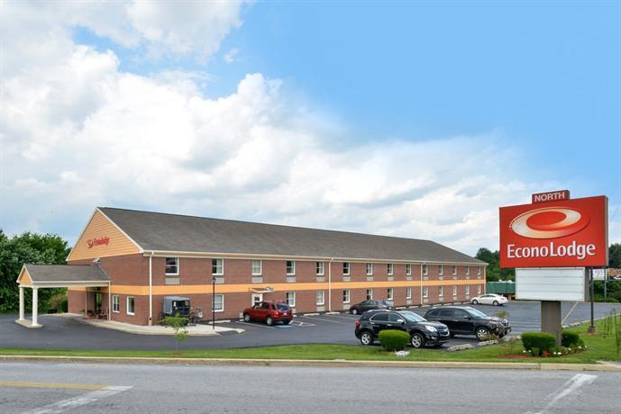 Econo Lodge North Lancaster Pennsylvania