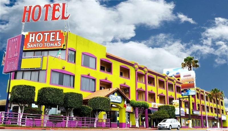 Hotel Santo Tomas Ensenada