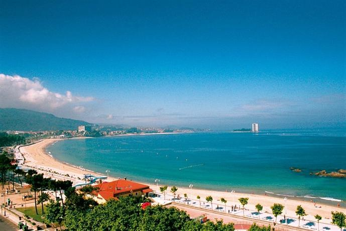 samil espanha mapa Gran Hotel Samil, Vigo   Compare Ofertas samil espanha mapa
