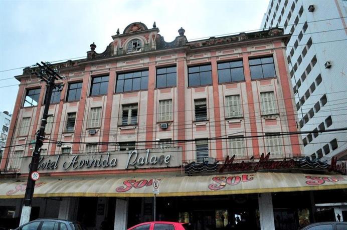 hotel avenida palace santos compare deals. Black Bedroom Furniture Sets. Home Design Ideas