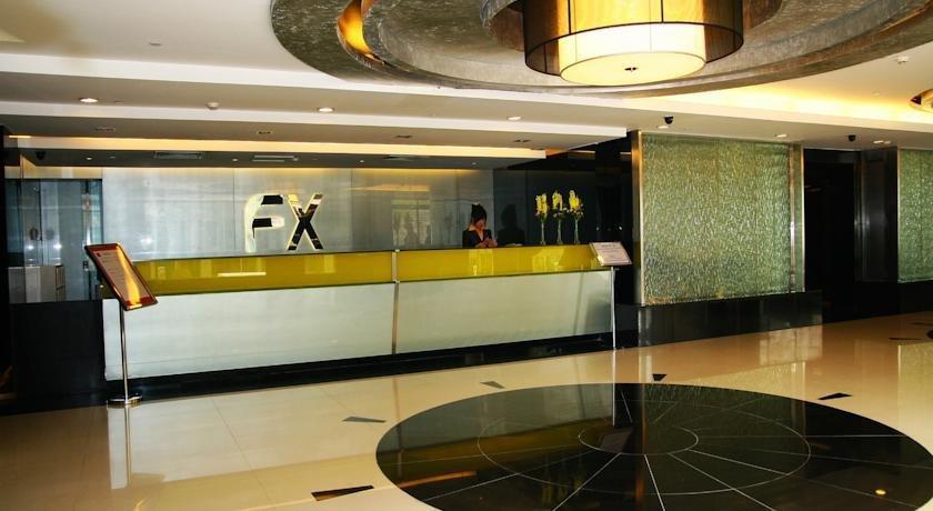 Trendy Room Fx Hotel
