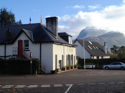 Chase The Wild Goose Hostel Fort William