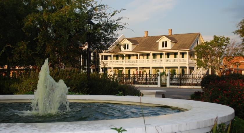 The Hotel Magnolia