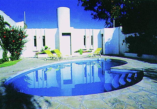 Hotel Internacional Mendoza
