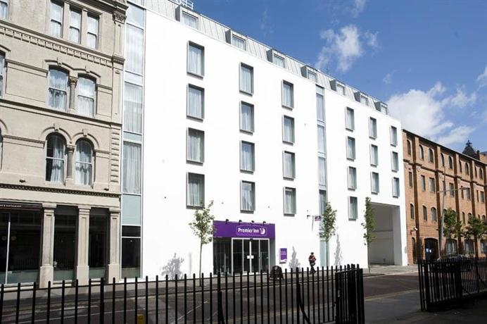 premier inn belfast city cathedral quarter compare deals