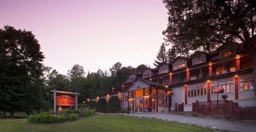 Friends Lake Inn