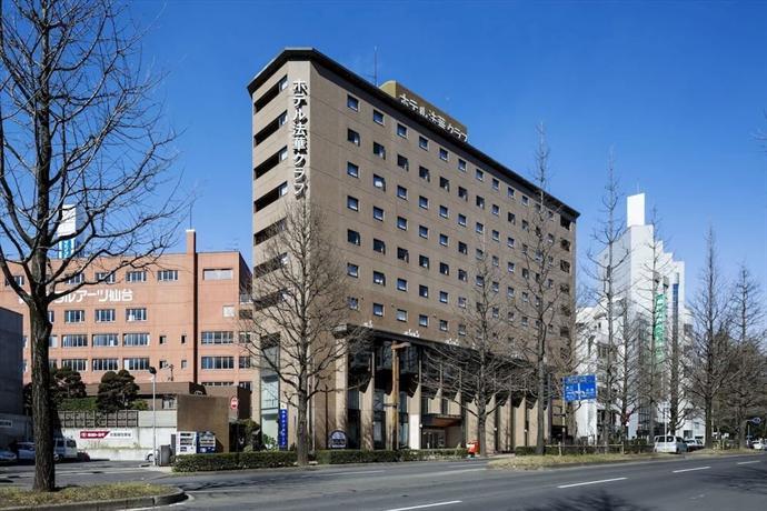 Hotel Hokke Club Sendai