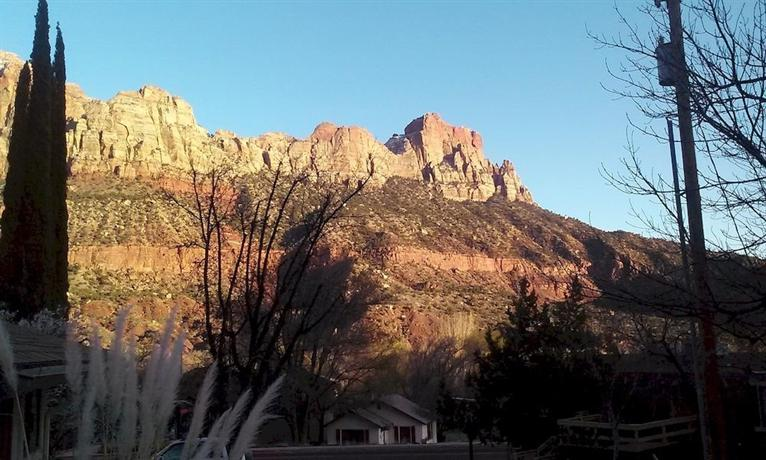 Springdale Utah Bed And Breakfast Inn