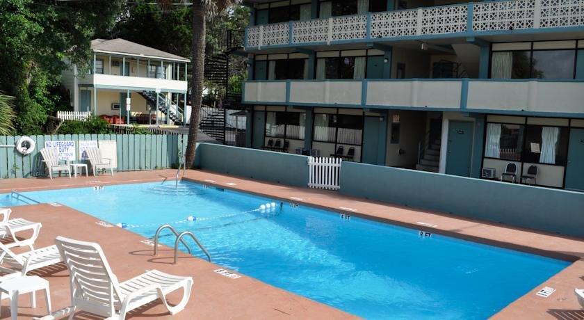 Sea Banks Motor Inn Myrtle Beach Sc Booking Calypso Compare Deals