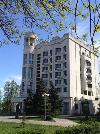 Oktyabrskaya Hotel Nizhny Novgorod