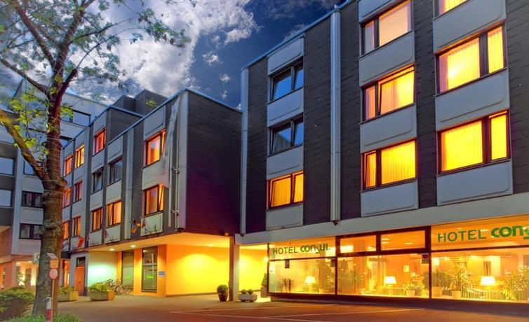 Hotel Consul Bonn